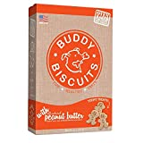 all natural peanut butter buddy biscuits