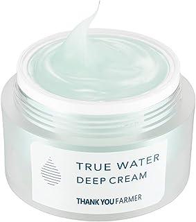 THANKYOU FARMER True Water Deep Cream 50ml / 1.75 fl.oz. | Deep Hydrating | by Thank You Farmer