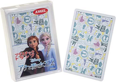 エンゼルブレインカード『プラスチックトランプアナと雪の女王2』