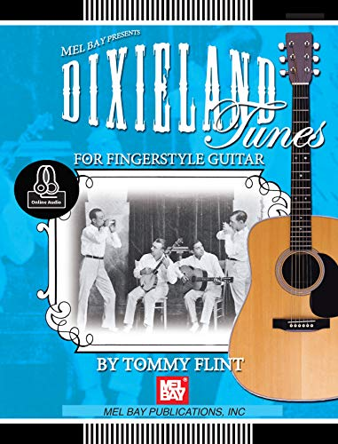 Dixieland Tunes for Fingerstyle Guitar (English Edition)