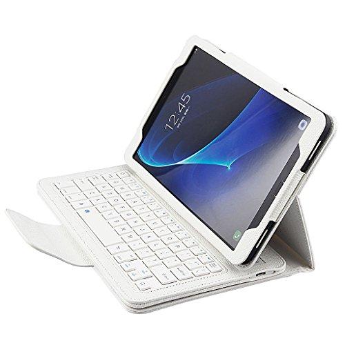 GLASSNOBLE Funda para Samsung Galaxy Tab A 10.1 con función Bluetooth