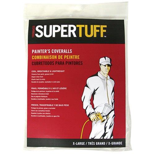 Trimaco SuperTuff Polypropylene Coverall, Large