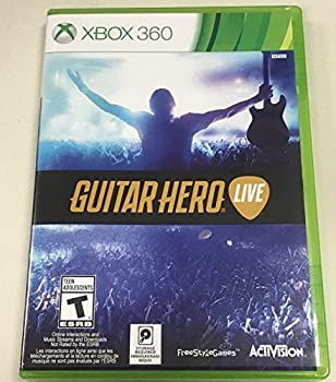 Guitar Hero  Live for Xbox 360  Game ONLY