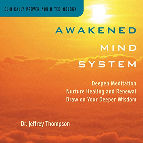 Awakened Mind System audiobook cover art