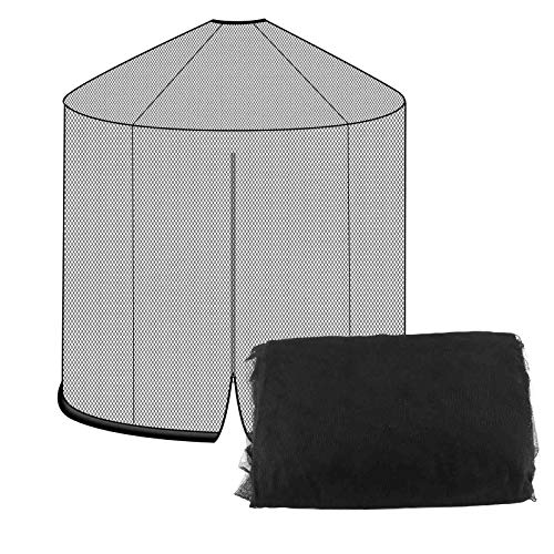 Topwor Mosquito Net For Parasols Tent Outdoor Umbrella Cover Cantilever