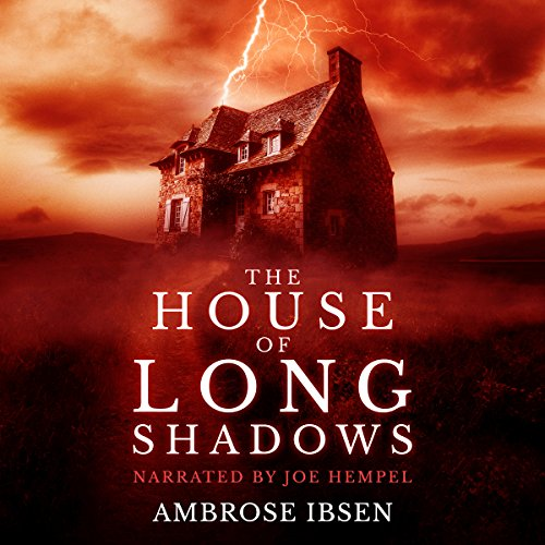 The House of Long Shadows  cover art