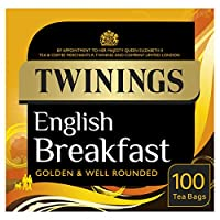 Twinings English Breakfast Envelope 1 x 50 tea bags
