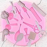 VIOYO Make-up-Werkzeuge für Damen, für die Haarverlängerung, für die Dekoration von Torten mit...