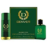 Denver Hamilton Exclusive Collection (Perfume+Dedorant) Set