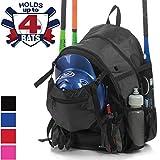 Athletico Advantage Baseball Bag - Baseball Backpack with...