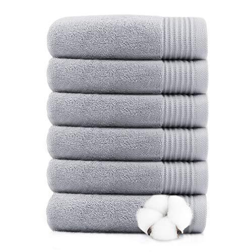 100% Cotton Super Soft Ring Spun Hand Towels Now $10.99