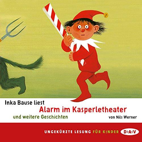 Alarm im Kasperletheater und weitere Geschichten Titelbild