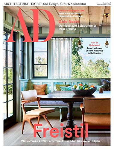 AD Architectural Digest 2/2020