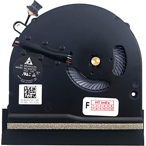 Fan Cooler for Acer Aspire S13 S5-371 (i5-6200U), S13-S5-371T, S13-S5-371T (i5-6200U), S13-S5-371T (HD Graphics 520)