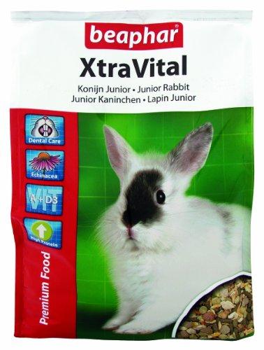 Beaphar - Xtravital Conejo Junior, 1 kg