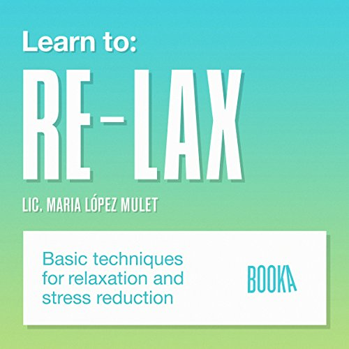 Learn to Relax  By  cover art