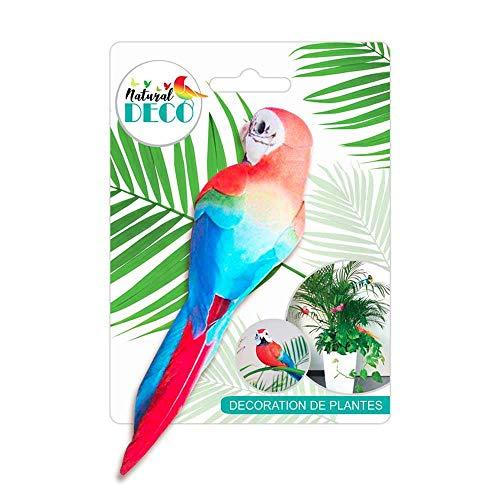 kemai 6pcs clip oiseaux d/écorations d/écoratifs en mousse artificielle mini oiseaux damour avec oiseau de plume artificielle mignon no/ël d/écoration darbre