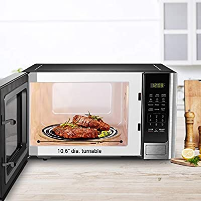 Black + Decker Digital Microwave Oven