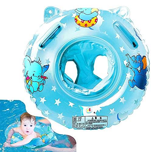Jiahuade Flotador de Aprendizaje,Flotador Cuello Bebe,Flotadores para Bebés,Anillo de...