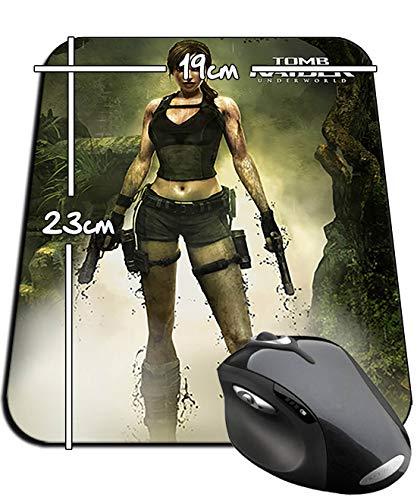 Tomb Raider Underworld Lara Croft A Mauspad Mousepad PC