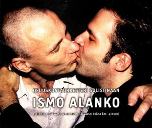 Osuuskuntaorkesteri solistinaan Ismo Alanko