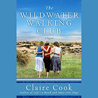 The Wildwater Walking Club audiobook cover art