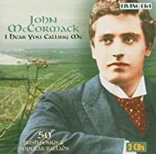 I Hear You Calling Me - John McCormack sings 50 Irish Songs and Popular Ballads Set