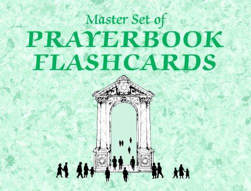 Compare Textbook Prices for Prayerbook Hebrew Flashcards Flashcards  ISBN 9780939144662 by Joseph Anderson,Linda Motzkin,Jonathan Rubenstein,Laurence Wiseman