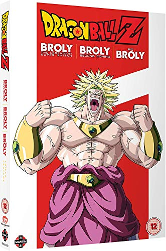 Dragon Ball Z Movie: Broly Trilogy