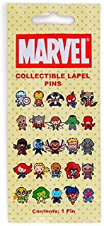 Marvel Collectible Lapel Pin Blind Bag, One Random Green