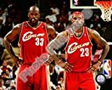 The Poster Corp LeBron James & Shaquille O'Neal 2009-10