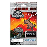 Jurassic World Bulls i Toy 2018 Fallen Kingdom Dino Collect All 8 Light Ups Choose from Indominus Rex, Velociraptor and More, Red and Blue LEDs