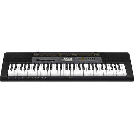 CASIO CTK-2500 - Instrumento musical, Teclado estándar con 61 teclas estilo piano