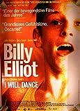 Billy Elliot - I Will Dance - Filmposter 120x80 gerollt