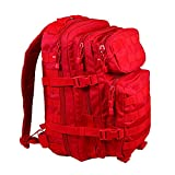 Mil-Tec EE.UU. Mochilla Assault Pack (Small/Rojo)