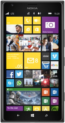 Nokia Lumia 1520 - Smartphone libre Windows Phone (pantalla