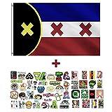 Lmanburg Flag Independence Dream SMP 3x5 Ft 100D Polyester L Manberg...