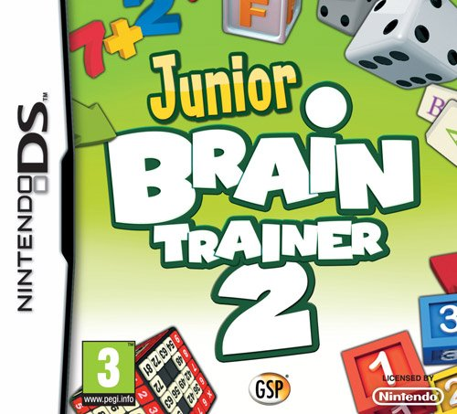 Junior Brain Trainer 2 [UK Import]