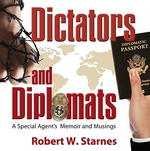 Dictators and Diplomats audiobook cover art