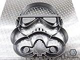 Kekstempel/Ausstechform STAR WARS aus biolog. PLA ca.8cm (StormTrooper)
