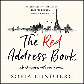 The Red Address Book                   By:                                                                                                                                 Sofia Lundberg                               Narrated by:                                                                                                                                 Anna Bentinck                      Length: 9 hrs and 30 mins     1 rating     Overall 5.0