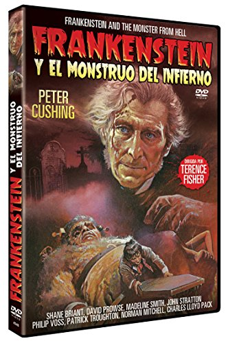 Frankenstein y el Monstruo Del Infierno DVD 1974 Frankenstein and the Monster from Hell