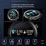 Zoom IMG-2 smartwatch uomo bluetooth ricevere chiamatas