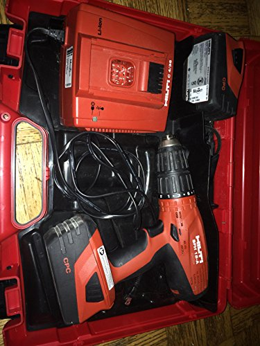Hilti SFH 18-A Hammer Drill/Driver-18 Volt Kit