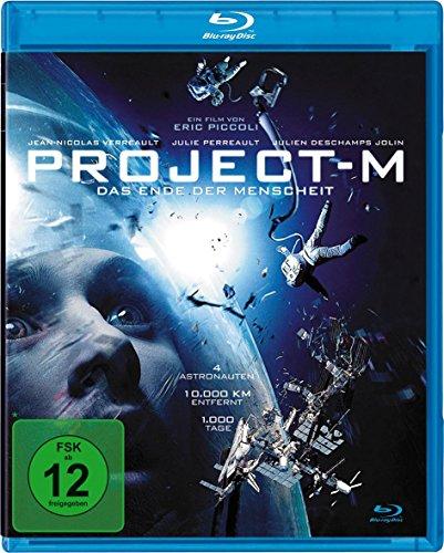 Project-M - Das Ende der Menschheit [Blu-ray]