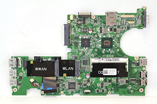 2dt02–DELL Latitude 2110Motherboard System Board mit 1,83GHz Intel Atom Prozessor–2dt02