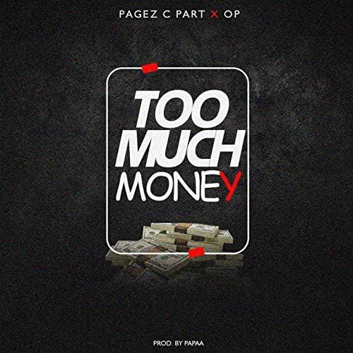 Pagez C Part feat. OP