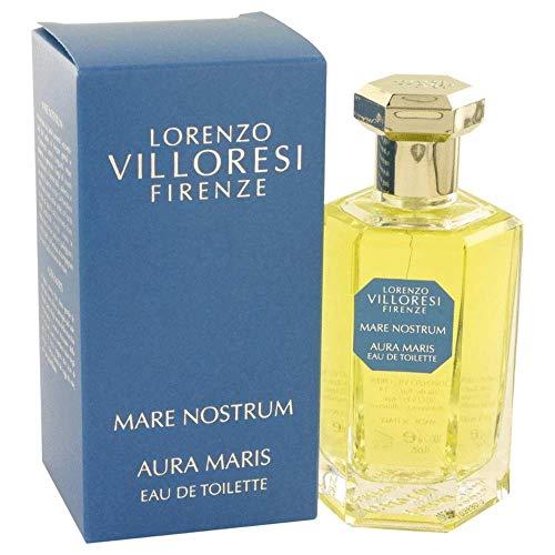 Lorenzo Villoresi Firenze Aura Maris Mare Nostrum Collection 100Ml Spray Eau De Toilette