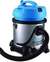 CANDY vacuum cleaner,wet and dry, 1400 Watts,21L,Blue/Gray- TWDC1400