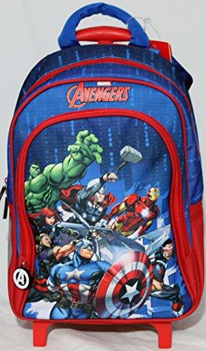 Disney Marvel Avengers - Mini Trolley Asilo - Scuola Materna